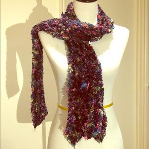 Accessories - Fluffy scarf